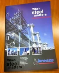 When Steel Matters brochure