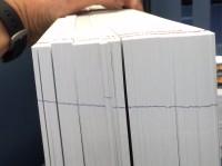 Papier maatverschillen